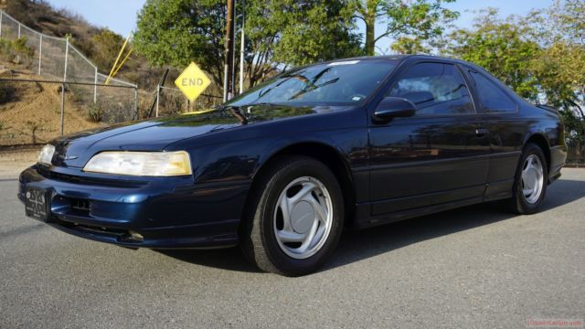 1993 Ford Thunderbird 5 Speed Supercharged