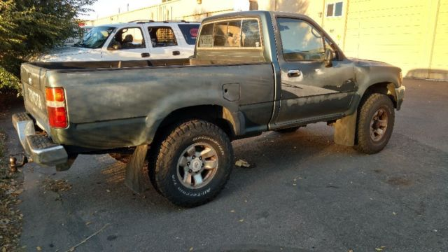 1993 Toyota Other Dx