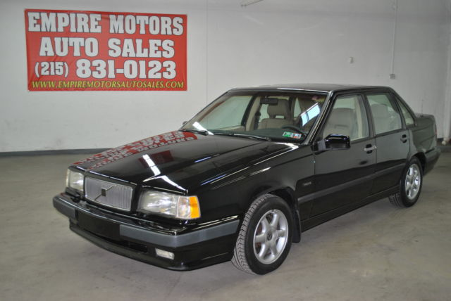 93 Volvo 850 GLT Turbo 5 Speed Manual! Turbo! Only 126K Miles! NO RESERVE for sale: photos ...