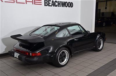 1986 Porsche 911 930 Turbo Coupe