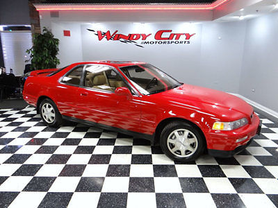 Acura Legend L Coupe Rust Free California Car Low Miles Spoiler - 1994 acura legend for sale