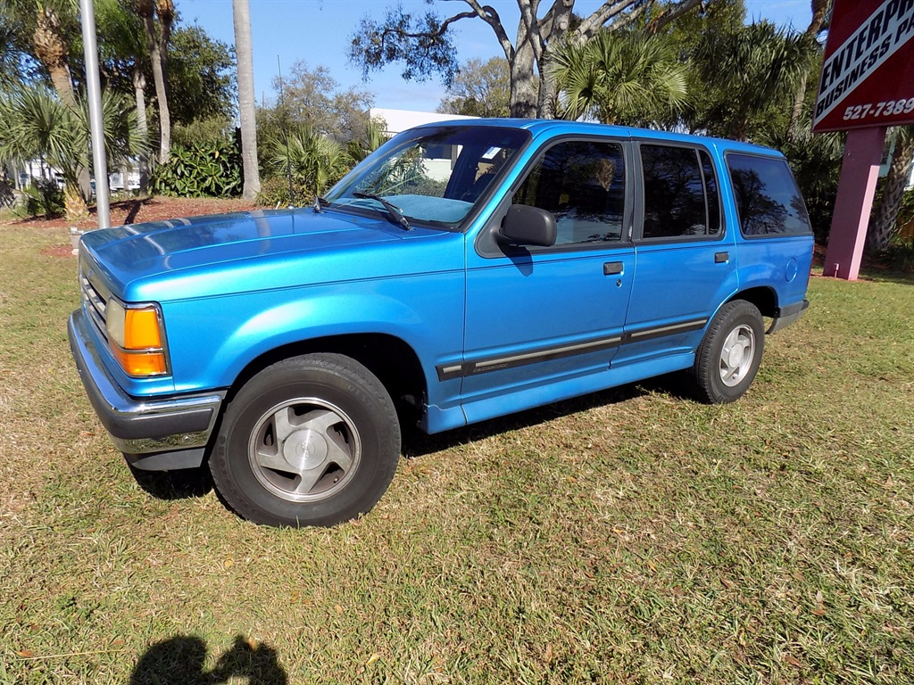 Condition used make ford model explorer