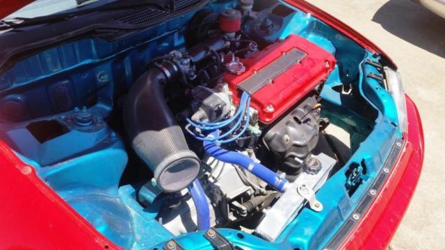 honda civic   integra  bc motor  sale  technical specifications description