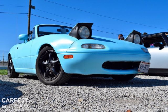 1994 Mazda MX-5 Miata M-Edition