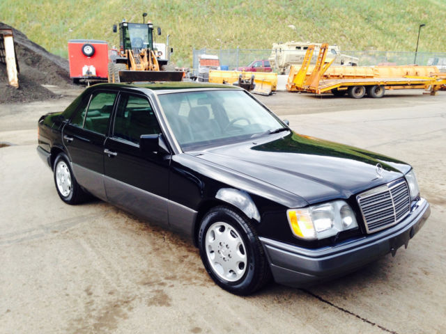 94 mercedes benz e320 for sale photos technical specifications description topclassiccarsforsale com