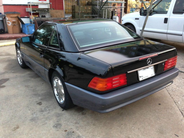 94 Mercedes Benz SL320 Reilable Classic for sale: photos