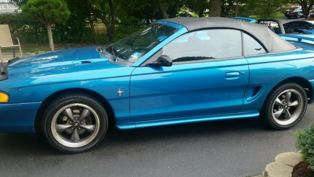 19940000 Ford Mustang