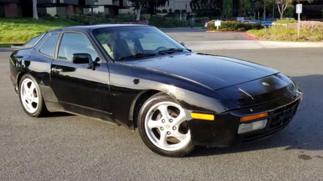 1986 Porsche 944 Turbo 5 Speed