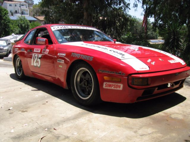 944 Spec Race Car – Ready for the track! for sale: photos ...
