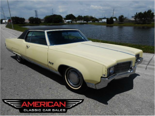 1969 Oldsmobile Ninety-Eight Time Capsule