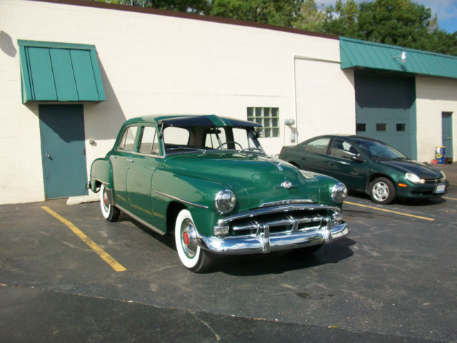 1952 Plymouth Other