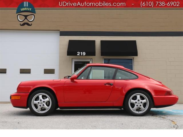 1993 Porsche 911 964 Carrera 4 Coupe 5 Speed