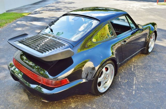 1994 Porsche 911 964 TURBO 3.6 BAD BOYS / REFINED   930  911