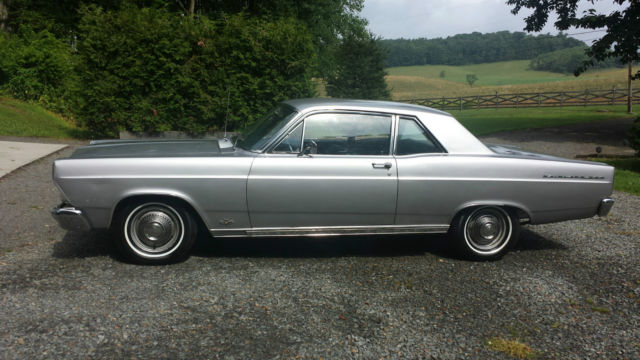 966 garage find 1966 ford fairlane club coupe 289 challenger v 8 cruise o matic - Challenger 1966