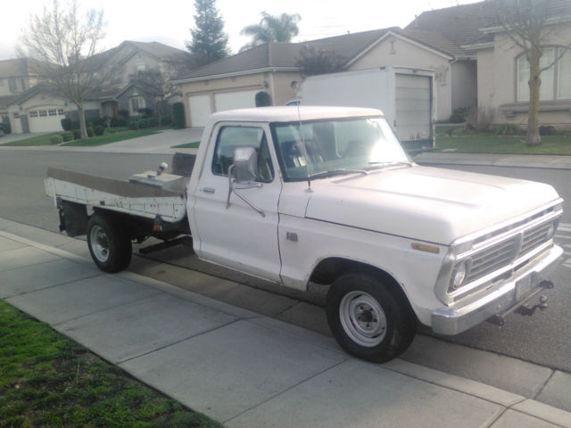 1970 Ford F-100