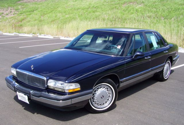 1994 Buick Park Avenue PREMIUM 82K A SOLID SOUTHERN SURVIVOR GREAT VALUE