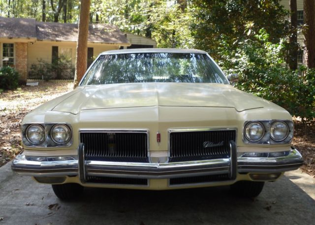 1973 Oldsmobile Eighty-Eight Tow Package
