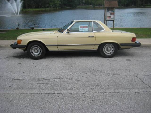 1979 Mercedes-Benz 450 SL SL