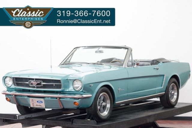 1965 Ford Mustang convertible show ready and correct to original
