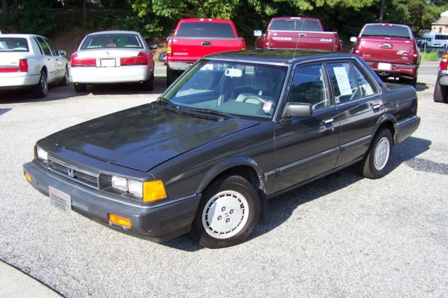 1985 Honda Accord LX AUTO 53K SEE 60 PHOTOS A NEAT PART OF BIG 80'S