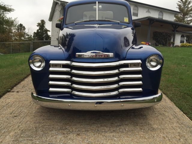 1950 Chevrolet Other Pickups Blue