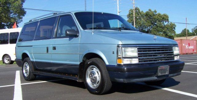 1989 Plymouth Voyager GRAND LE 1-OWNER TRUE SURVIVOR QUALITY SEE PHOTOS!