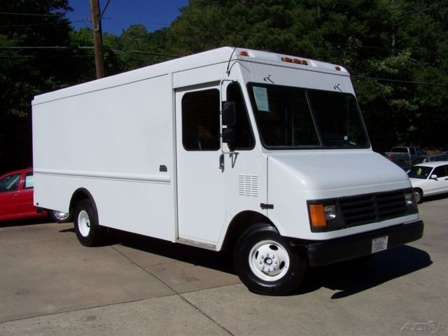1994 Chevrolet Express 1-OWNER 128K COLD AC 16 FT BOX STEP VAN WAGON RIG