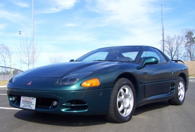 1994 Mitsubishi 3000GT 5-SPEED 91K EASY LIFE SURVIVOR MUST SEE A REAL GEM
