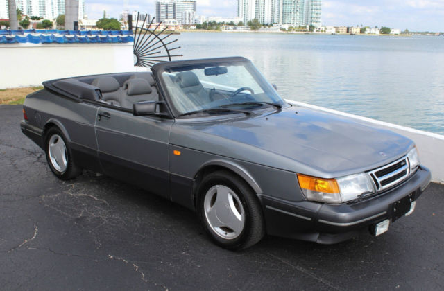 1991 Saab 900 SE SPG TURBO CONVERTIBLE