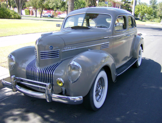1939 Chrysler Royal Royal