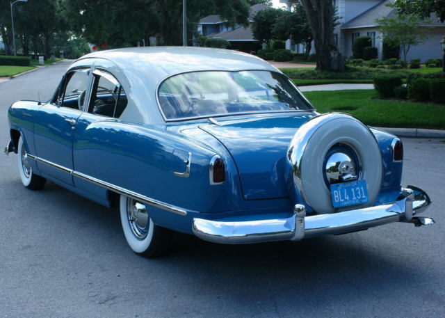 1952 Other Makes KAISER VIRGINIAN COUPE AACA - 16K MILES