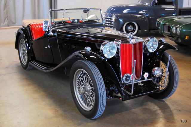 1949 MG Other TC Roadster