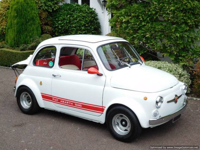 abarth 595 genuine classic 1967 lhd nut bolt. Black Bedroom Furniture Sets. Home Design Ideas