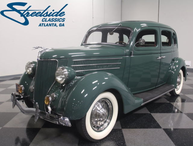 1936 Other Ford Deluxe Sedan Sedan with Other interior