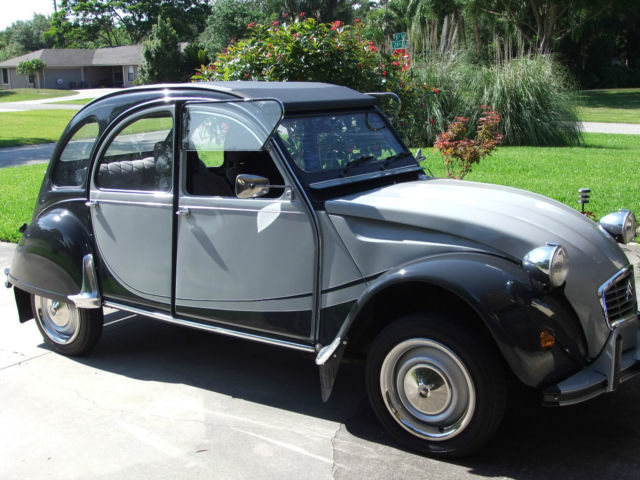 1987 Citroën 2 CV6 CHARLESTON