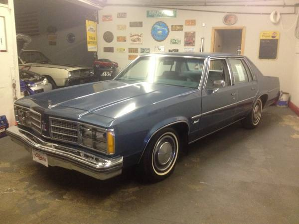 1978 Oldsmobile Eighty-Eight DELTA 88 ROYAL