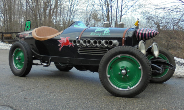 1919 Other Makes 1919 BUICK BULLET TAIL RACER