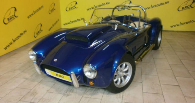 1965 Other Makes Cobra