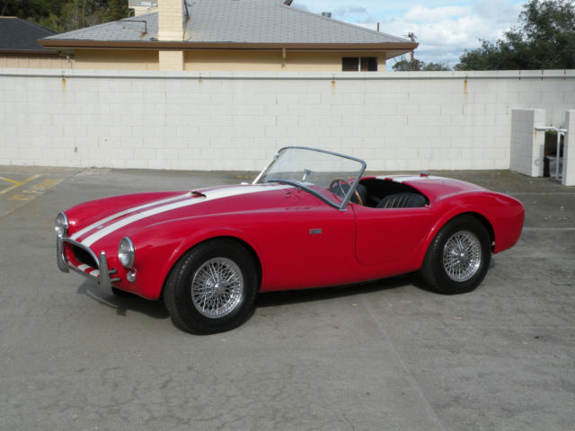 1963 Other Makes AC SHELBY COBRA