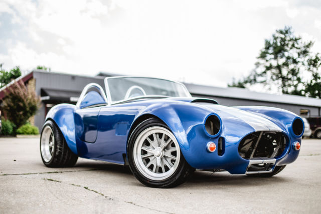 1966 Other Makes PROJECT SHELBY COBRA ONE OF A KIND BUILD MUST SEE