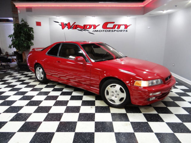 1993 Acura Legend 2dr Coupe LS Automatic