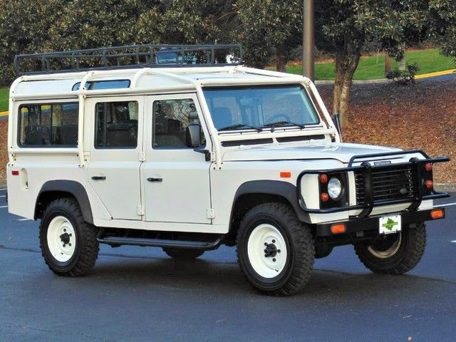 1993 Land Rover Defender Base Sport Utility 4-Door