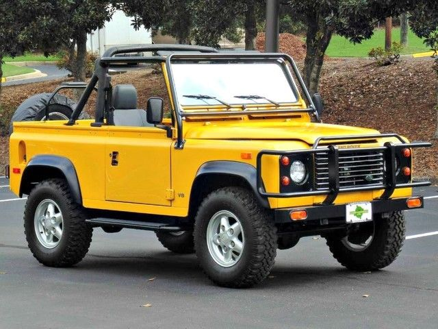 1994 Land Rover Defender Base Sport Utility 2-Door