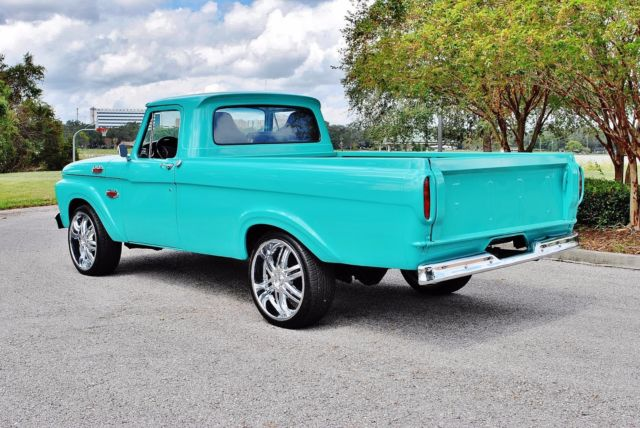 1961 Ford F-100 Restomod V8 Auto Fully Restored Late Model Chassis