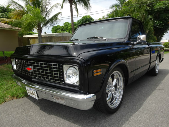 1971 Chevrolet C-10 Shortbed Fleetside Pick-Up