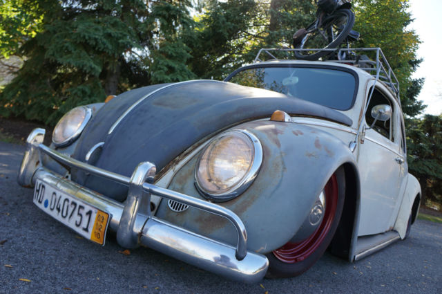 air suspension rat rod 1963 vw beetle bug slammed bagged hot rod for sale photos. Black Bedroom Furniture Sets. Home Design Ideas