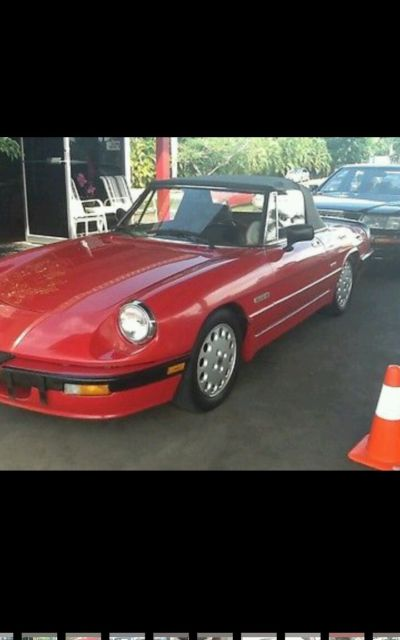 1987 Alfa Romeo Other