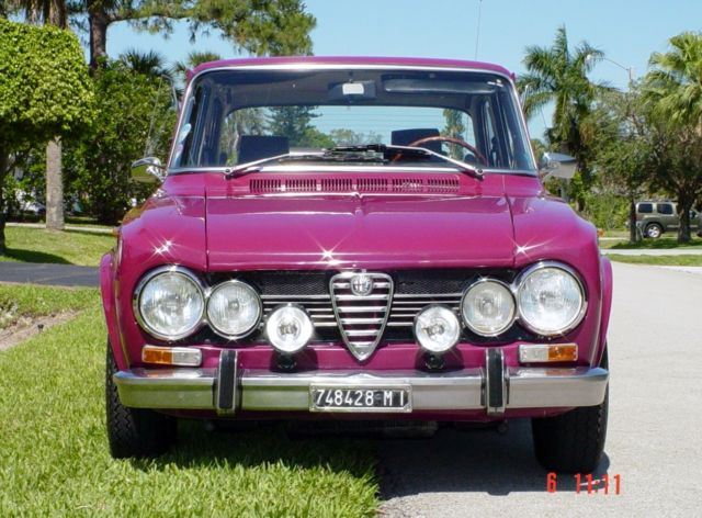 1973 Alfa Romeo Other