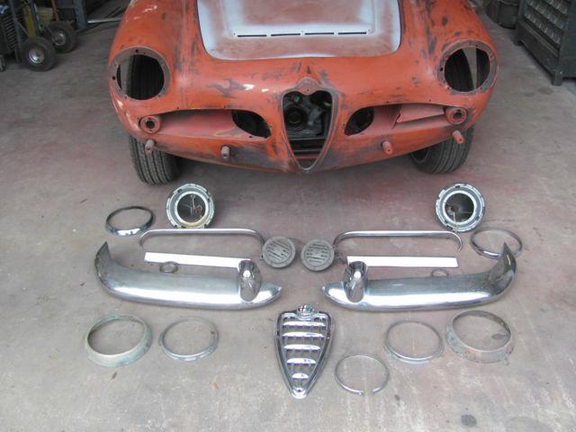 ALFA ROMEO Giulietta Spider Veloce For Sale Photos Technical - 1960 alfa romeo giulietta for sale