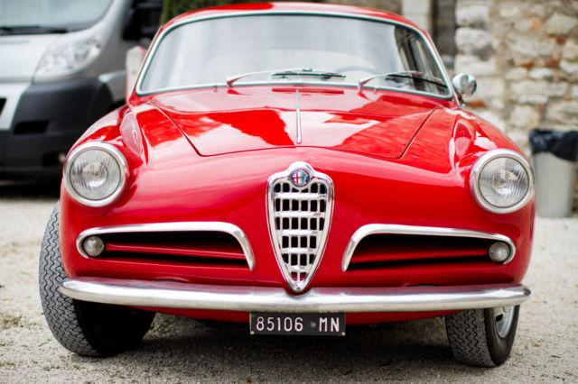 Alfa Romeo Giulietta Sprint Veloce Alleggerita By Bertone For Sale
